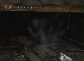 ghost in attic spirit haunted