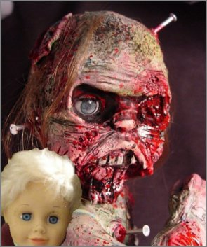haunted doll for sale